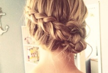 hair do's / by Paige Meyer