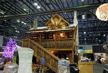 Cavco & Daniels Wood Land Cabin