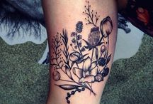 Floral tattoos / Floral tattoos I want to get