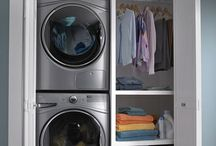 Whirlpool Laundry Room / Our top features and appliances that help you care for your family's laundry.