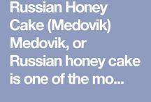 Ruské dezerty