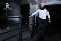 Into The Dark Side / COLECCIÓN 2009. Fotografía: Andrés Foglia; Modelo: Jhonny Marín.
