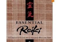 My Favourite Reiki Books / a great and practical reiki book #reiki #books