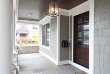 Porch Details / by Steve@AnUrbanCottage