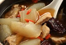 Chinese herbs soup