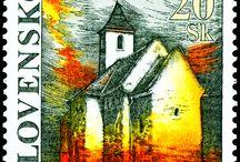 Slovakia - Slovensko Stamps