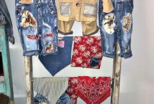 Recycled Blues Denim Kids Line