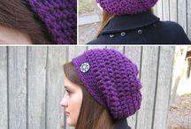 Crochet II.  / Hats, scarves, blankets ...