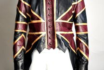 Garments for Gentlemen / Beautiful and strange clothes for men. Love the vintage-inspired and dark.