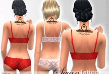 Tattoo - Sims 4