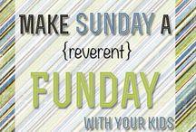 Sunday hmmm no FUNDAY