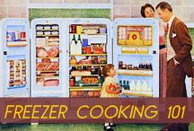 Freezer Meals / by Lisa