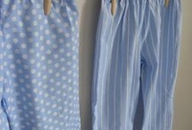 Naaien: pyjama / by Nynke Stone