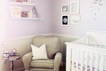 Dream House - Nursery / by The Freckled Fox