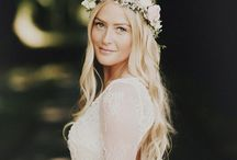 Bridesmaids crown