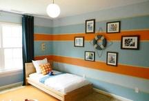 kids bedroom / by Erin Galla-Stine