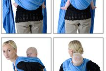 Babywearing / Baby wraps, carriers, slings