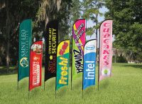 Tail Feather Flags