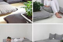 Cuscini da pavimento