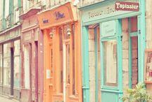 Shops & Stores / Petites boutiques / by Luce D.