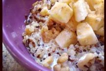 breakfast recipes / by Laura S.
