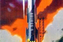 Art | Soviet Sci-Fi