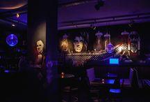 Mural; Bar Mow