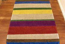Crochet home and decor