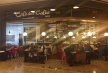Cafe des Cafes, Ankara / Good food with nice atmosphere