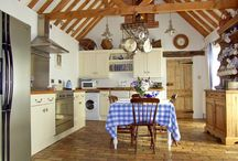 Cottages with Beautiful Kitchens / Some of the most beautiful kitchens in our collection of holiday cottages. / by Sykes Cottages