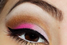 Eyeshadow - Colors - Pinks / by Nikki Linares
