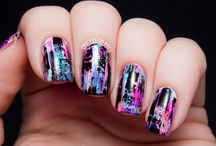 nail art / by Tracey Watkins