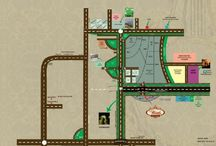 Beetle lap location map greater noida by vertical limits