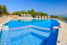 By the pool... / Start your day with a relaxing dip in the pool! Read more here: http://goo.gl/4VUtln