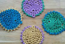 Table decoration (doily, coaster)