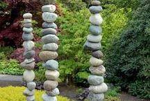 giardino: decorazioni