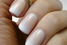 manicure gel sposa