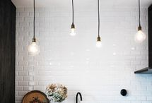 Suspensions/ lampes