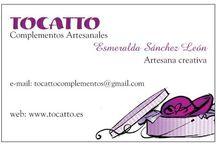 Tocados TOCATTO / Tocados,Canotier,Sombreros