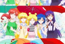 Sailor Moon Friendship, Love and Family