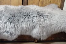 schapenvachten en vloerkleden