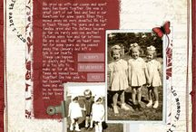 SCRAPBOOK - HERITAGE / by Susan Fairchild