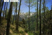 trail running / by Sam Fisher