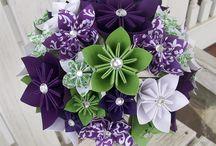 bukiety origami