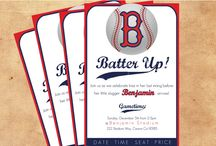 Batter Up (and other sports parties) / by Brittany Schneider (Over the Top Events)