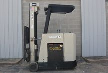 Electric Forklifts For Sale / Pre-owned electric forklifts for sale by A D Lift Truck