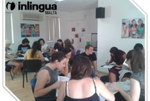 TEFL / Ever wondered how inlingua always manages to have the best trainers? There's no secret about it... it's a lot of hard work and our TEFL course co-ordinator Donovan Gatt is busy preparing a trainee-centred, experiential and interactive 45 hour TEFL Cert. course for all those budding trainers who wish to become TEFLERS.