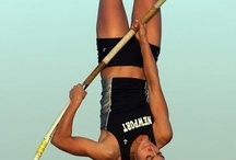 Pole vault and sports!!