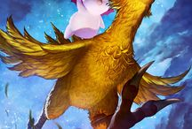 Final Fantasy Fanart