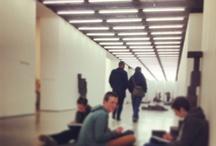 Visita a la galería White Cube - Londres